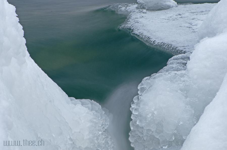 Fotografie, Kunst mit Eis