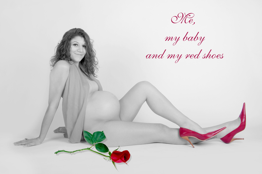 Ein Schwangerschafts-Shooting wird ganz individuell gestaltet. Man richtet sich nach den Wünschen der Frauen.