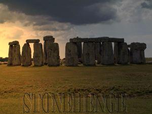 Mystischer Ort Stonehenge