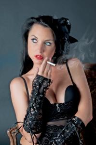 Angelina ist ein super profi Fotomodel.