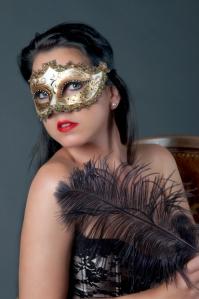 Fotomodel Angelina, Fotoshooting