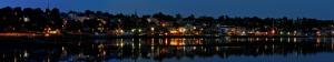 Lunenburg, Nova Scotia ist eine bezaubernde kleine Hafenstadt am Atlantik unweit von Halifax