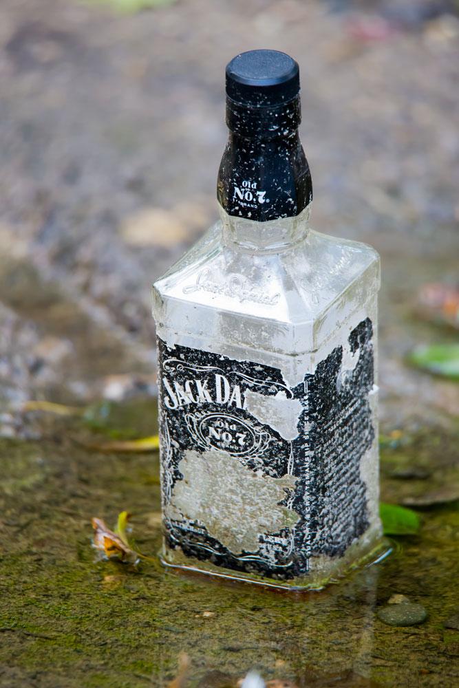 Jack Daniel's war auchda…
